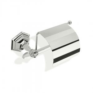 Astoria Covered Toilet Roll Holder