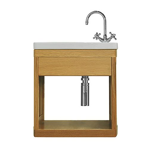 Thurlestone Open Cloak Vanity Unit