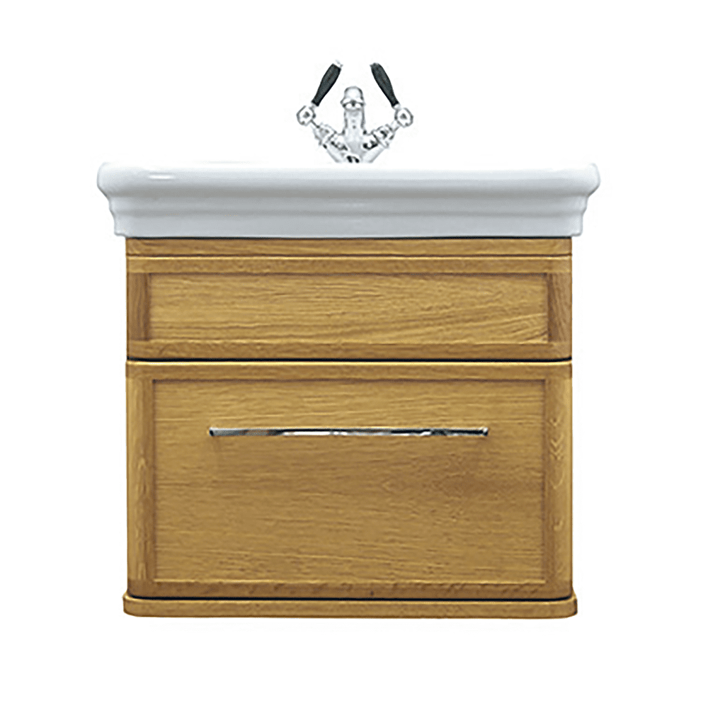 Etoile Canterbury Medium Wall Hung Vanity Unit