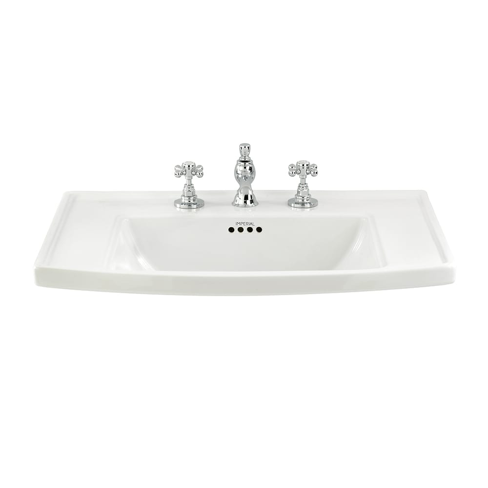 Radcliffe Vanity Basin chrome
