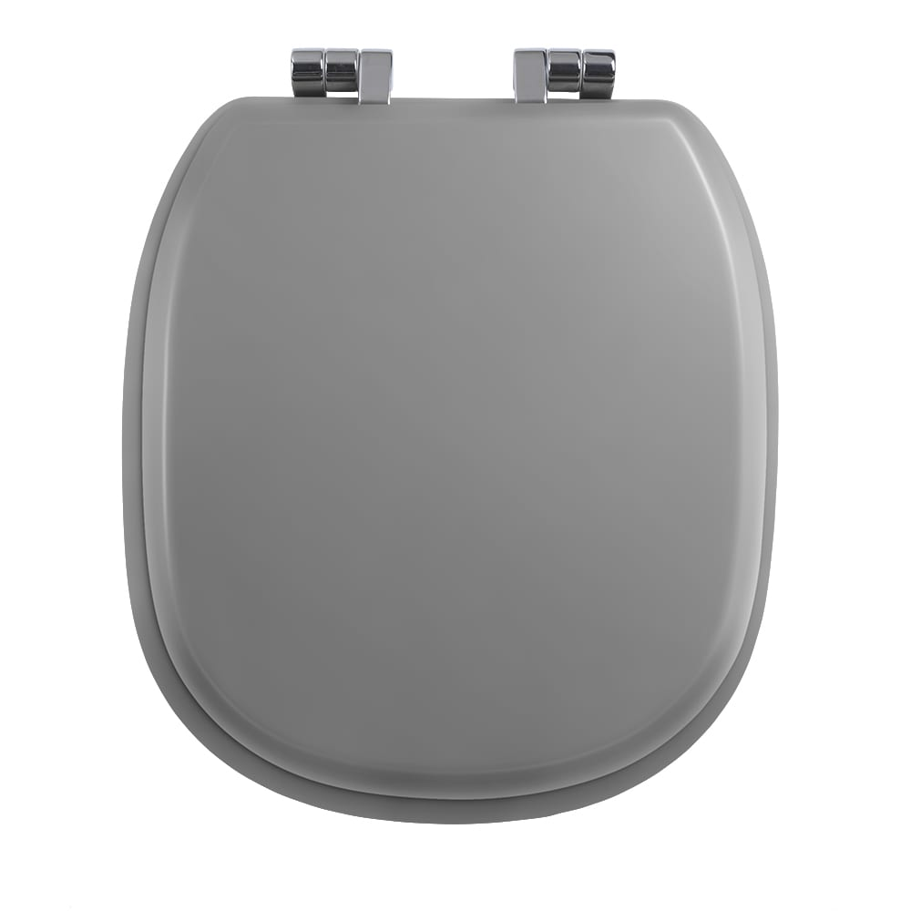 Radcliffe painted toilet seat with soft-close hinge