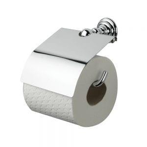 Richmond Covered Toilet Paper Holder Chrome