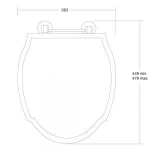 westminster seat standard tech specs